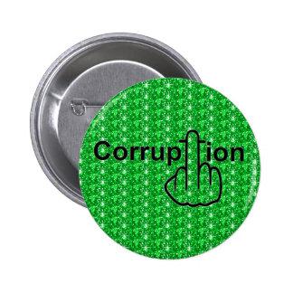 Button Corruption Flip