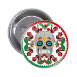Button-Day-of-the-Dead-Ver-1 Pin