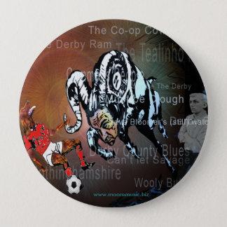 """Button """"Derby Fan Fayre"""""""