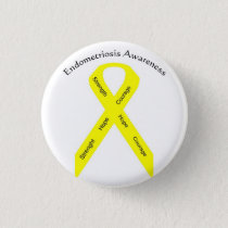 Button--Endo Awareness Button