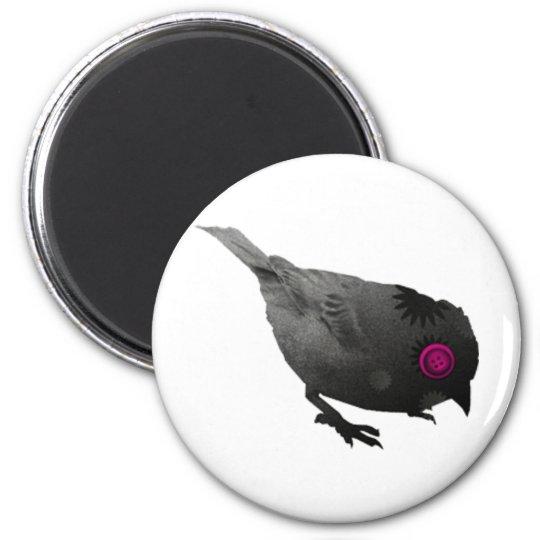 Button-eye Bird Magnet