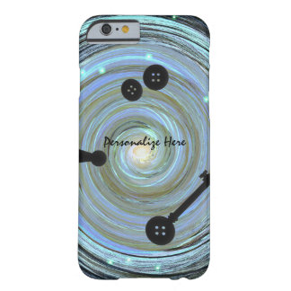 Button Eyes & Skeleton Key Other World Barely There iPhone 6 Case