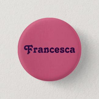 Button Francesca