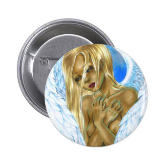 """Button """"Frozen in Heaven"""""""