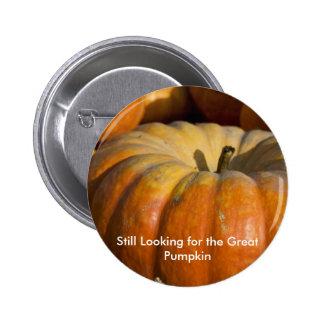 Button:  Great Pumpkin