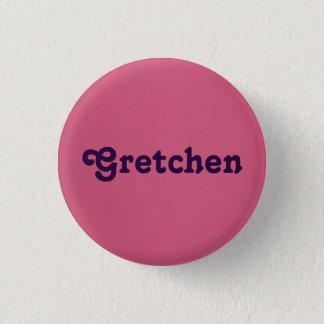 Button Gretchen