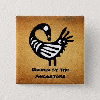 Button ~ Guided by the Ancestors