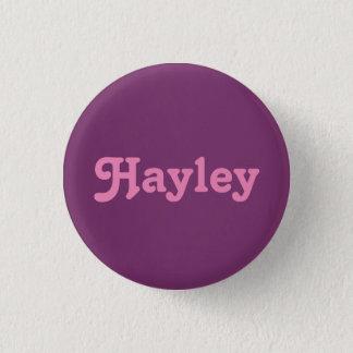Button Hayley