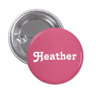 Button Heather