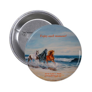 Button, Horses in the Surf