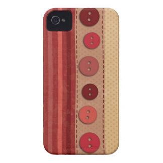 Button iPhone 4 Case