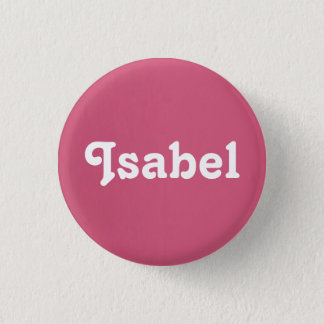 Button Isabel