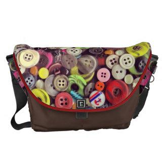 Button Jar Autopsy Courier Bag