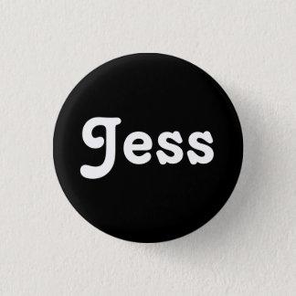 Button Jess