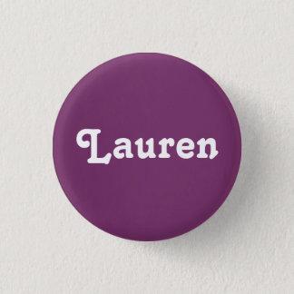 Button Lauren