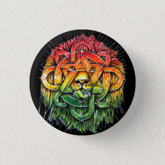 Button Lion Zion - M1