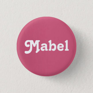 Button Mabel