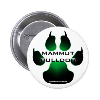 Button mamut Bulldog Pins