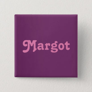 Button Margot