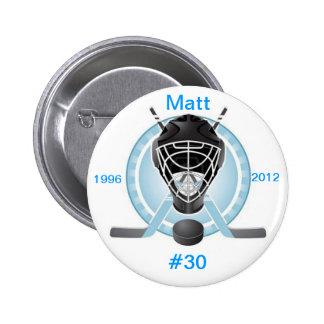 Button Matt McDonald Memory