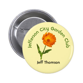 Button - Member Name Badge
