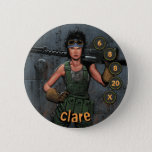 Button Men Soldiers: Clare