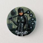 Button Men Soldiers: Hannah