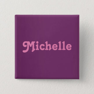 Button Michelle