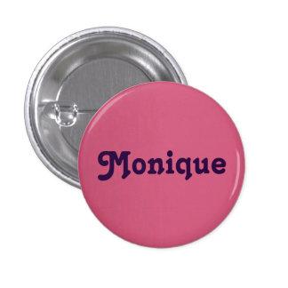 Button Monique