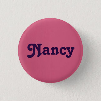 Button Nancy