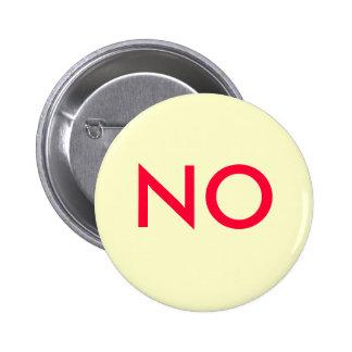 Button - NO