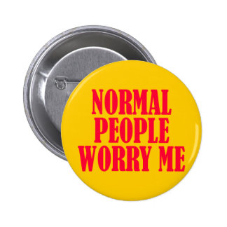 BUTTON_normalpeople Pinback Button