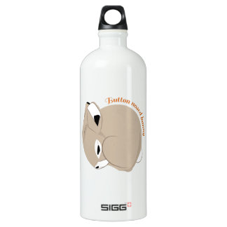 Button Nosed Bunny SIGG Traveler 1.0L Water Bottle
