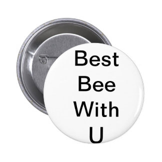 button of a bee
