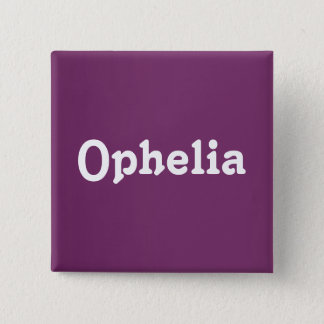 Button Ophelia