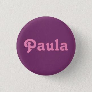 Button Paula