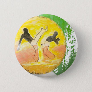 button pin capoeira martial arts axe
