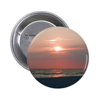 button pin with photo of beautiful sunset