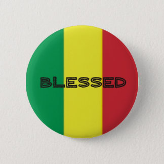 Button Rastafari benediction 3