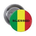Button Rastafari-Segen 3