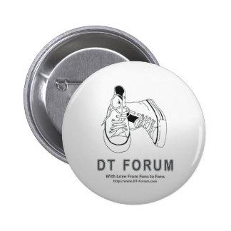 Button Round DT Forum Logo