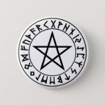 button Rune Pentacle
