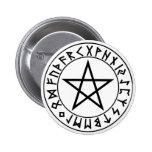 button Rune Pentacle