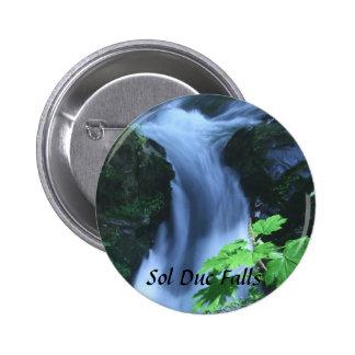 Button Sol Duc Falls