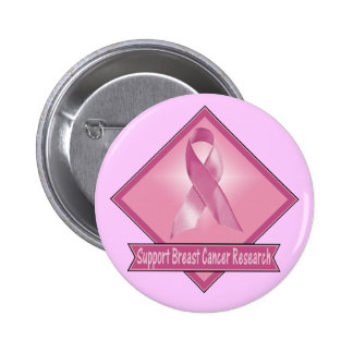 Button - Support Breast Cancer Research