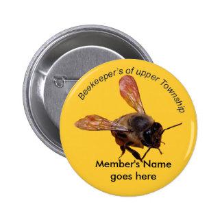 Button - Template BeeKeeper Club