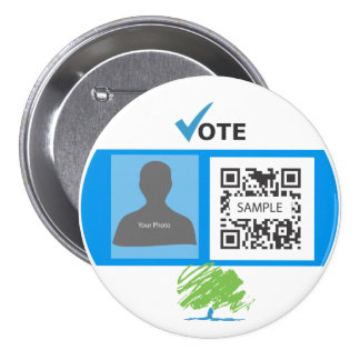Button Template Conservative Party
