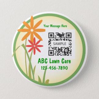 Button Template Lawn Care