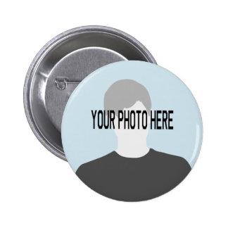 Button Template - Round