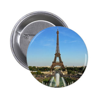 Button The Eiffel Tower